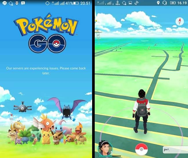 pokemongo android gps lock