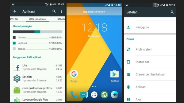 ROM Mokee OS Andromax Qi Android 5.1.1 Lollipop