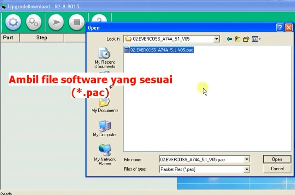 firmware pac
