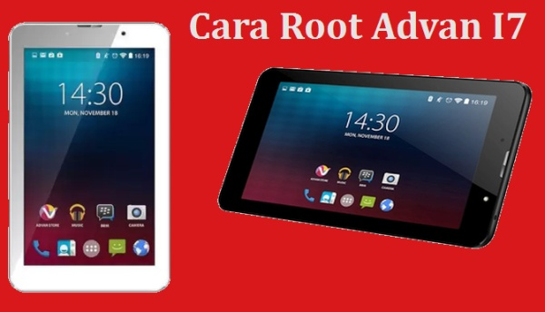 cara root advan i7