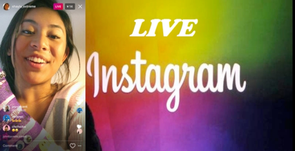 live instagram di android 1gb