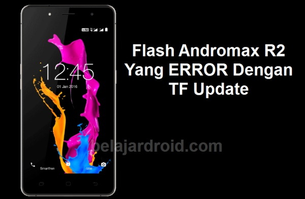 tf update andromax r2