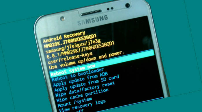 Cara Reset Samsung Lewat Recovery
